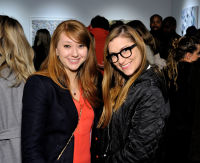 Art LeadHERS Exhibition Opening at Joseph Gross Gallery #81