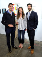 Art LeadHERS Exhibition Opening at Joseph Gross Gallery #151