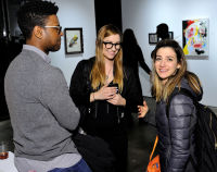Art LeadHERS Exhibition Opening at Joseph Gross Gallery #162