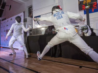 "Fencing In The Schools ""Turn The Light On Gala"" Hosted by Tim Gunn and Tim Morehouse  #90"
