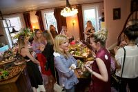 Guest of a Guest and Stone Fox Bride Toast Bride-to-Be Valerie Boster (Part 1)  #86