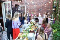Guest of a Guest and Stone Fox Bride Toast Bride-to-Be Valerie Boster (Part 1)  #128