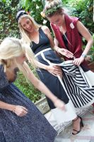 Guest of a Guest and Stone Fox Bride Toast Bride-to-Be Valerie Boster (Part 1)  #161