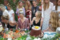 Guest of a Guest and Stone Fox Bride Toast Bride-to-Be Valerie Boster (Part 1)  #180