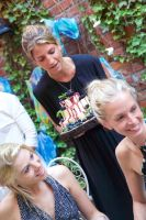 Guest of a Guest and Stone Fox Bride Toast Bride-to-Be Valerie Boster (Part 1)  #182