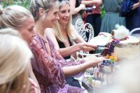 Guest of a Guest and Stone Fox Bride Toast Bride-to-Be Valerie Boster (Part 1)  #188