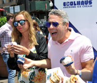 #DeltaAmexPerks Coolhaus Ice Cream Tour Kickoff with Andy Cohen #59