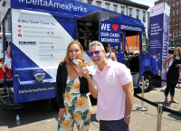 #DeltaAmexPerks Coolhaus Ice Cream Tour Kickoff with Andy Cohen #94
