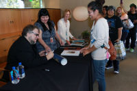 Guillermo del Toro Book Signing at LACMA #1