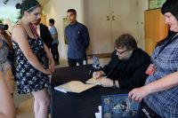 Guillermo del Toro Book Signing at LACMA #20