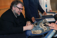 Guillermo del Toro Book Signing at LACMA #22