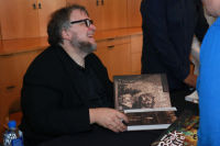 Guillermo del Toro Book Signing at LACMA #21
