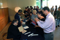 Guillermo del Toro Book Signing at LACMA #26