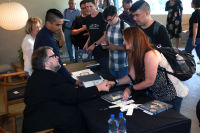 Guillermo del Toro Book Signing at LACMA #28