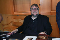 Guillermo del Toro Book Signing at LACMA #30