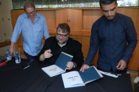 Guillermo del Toro Book Signing at LACMA #43