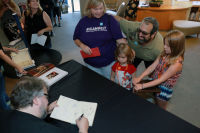 Guillermo del Toro Book Signing at LACMA #52