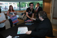 Guillermo del Toro Book Signing at LACMA #58