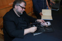 Guillermo del Toro Book Signing at LACMA #56
