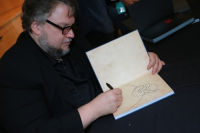 Guillermo del Toro Book Signing at LACMA #60