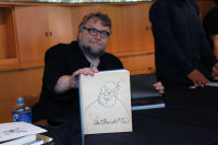 Guillermo del Toro Book Signing at LACMA #62