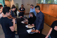 Guillermo del Toro Book Signing at LACMA #66