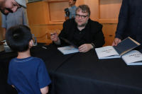 Guillermo del Toro Book Signing at LACMA #65