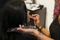 A Fashion Week Pamper Party at Salon 718! #75
