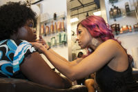 A Fashion Week Pamper Party at Salon 718! #107