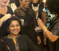 A Fashion Week Pamper Party at Salon 718! #122
