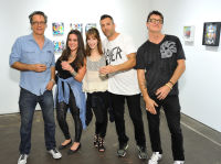 Not The Sum Of Its Parts exhibition opening at Joseph Gross Gallery #7
