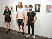 Not The Sum Of Its Parts exhibition opening at Joseph Gross Gallery #10
