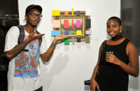 Not The Sum Of Its Parts exhibition opening at Joseph Gross Gallery #11
