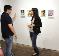 Not The Sum Of Its Parts exhibition opening at Joseph Gross Gallery #13