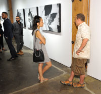 Not The Sum Of Its Parts exhibition opening at Joseph Gross Gallery #14