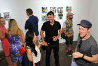 Not The Sum Of Its Parts exhibition opening at Joseph Gross Gallery #21