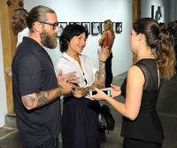 Not The Sum Of Its Parts exhibition opening at Joseph Gross Gallery #59