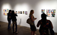 Not The Sum Of Its Parts exhibition opening at Joseph Gross Gallery #101