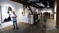 Not The Sum Of Its Parts exhibition opening at Joseph Gross Gallery #108