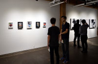 Not The Sum Of Its Parts exhibition opening at Joseph Gross Gallery #117