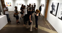 Not The Sum Of Its Parts exhibition opening at Joseph Gross Gallery #118