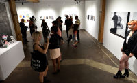 Not The Sum Of Its Parts exhibition opening at Joseph Gross Gallery #123