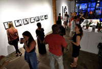 Not The Sum Of Its Parts exhibition opening at Joseph Gross Gallery #126