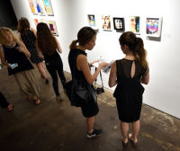 Not The Sum Of Its Parts exhibition opening at Joseph Gross Gallery #128
