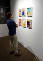 Not The Sum Of Its Parts exhibition opening at Joseph Gross Gallery #131
