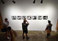 Not The Sum Of Its Parts exhibition opening at Joseph Gross Gallery #134
