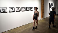 Not The Sum Of Its Parts exhibition opening at Joseph Gross Gallery #135