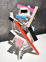 Not The Sum Of Its Parts exhibition opening at Joseph Gross Gallery #138