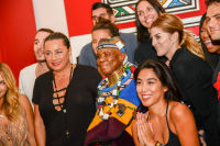 Belvedere Celebrates (RED) and Partnership with South African Artist, Esther Mahlangu at Ace Gallery in Los Angeles [Cocktail Reception] #7