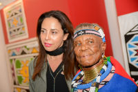 Belvedere Celebrates (RED) and Partnership with South African Artist, Esther Mahlangu at Ace Gallery in Los Angeles [Cocktail Reception] #9